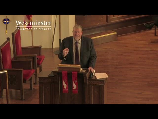 WPC Sermon 5 23 21