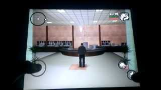 GTA San Andreas iOS - Architectural Espionage Bug
