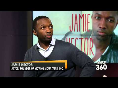 "Actor Jamie hector on his Foundation & his role in ""Bosch!"""