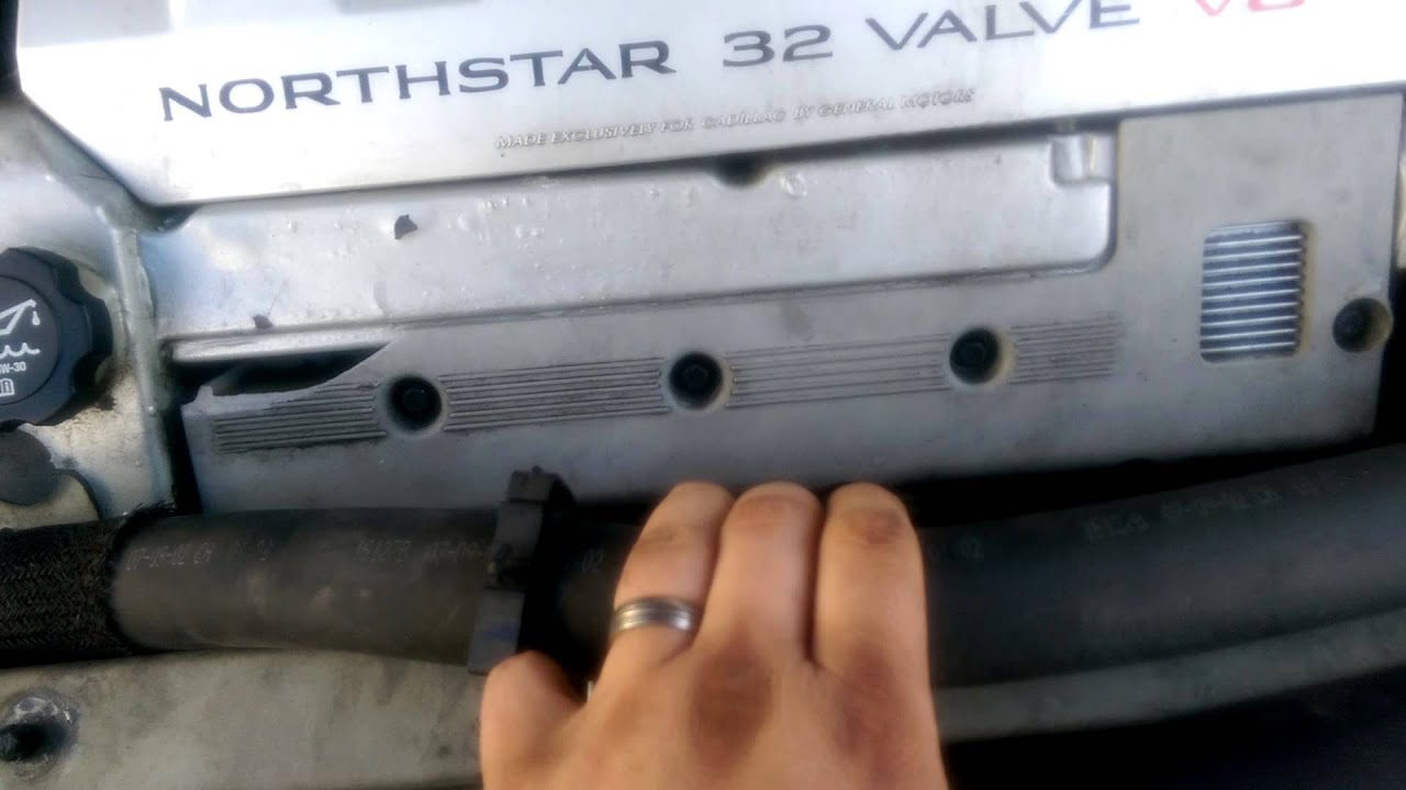 Cadillac Seville 2000 2003 Coil Pack Replacement 1 Of 3