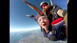 Karen Herrera's Tandem skydive!