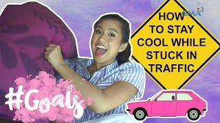 #Goals with Gabbi Garcia: Fun things to do while stuck in traffic | GMA One