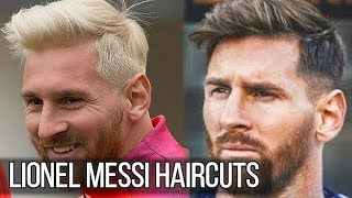 Most Popular Lionel Messi Haircuts Copied by His Fans