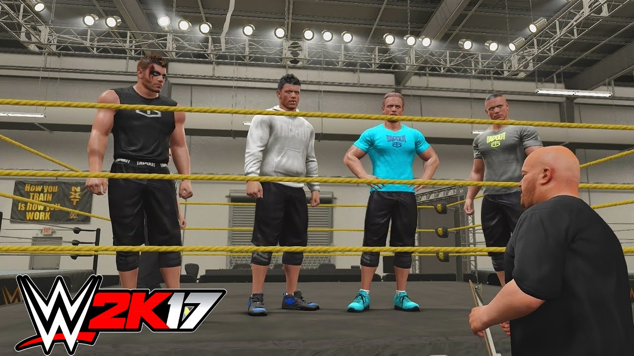 Image result for wwe 2k17 mycareer