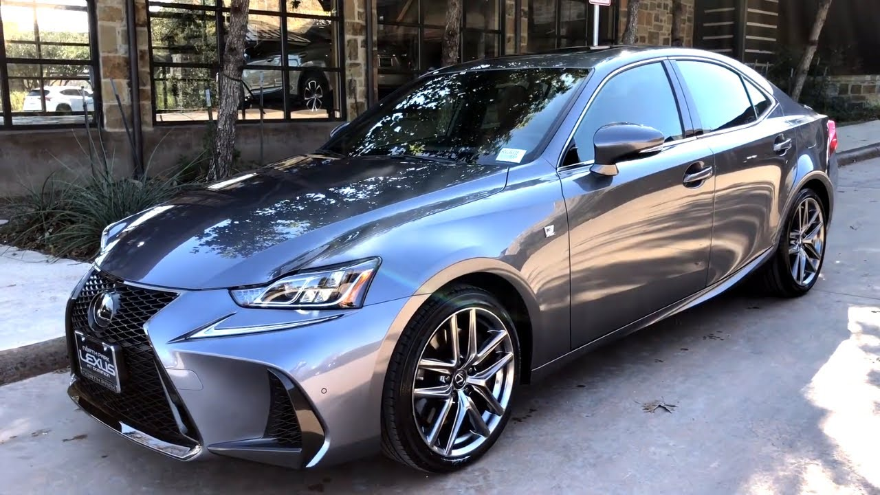 2020 Lexus IS350 Price, Design and Review
