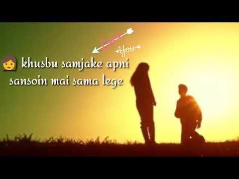 agar tum mil jao (unplugged)   WhatsApp video status   30sec song
