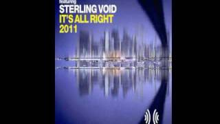 Luca Fregonese feat Sterling Void - Its All Right 2011