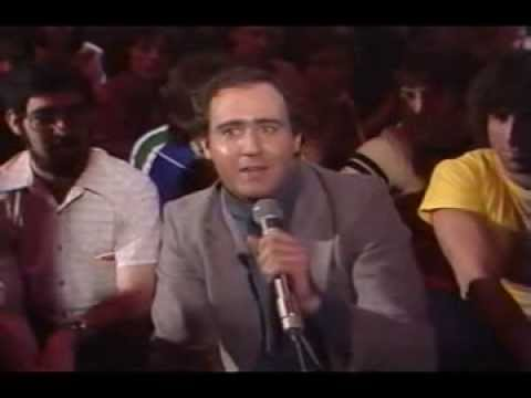 "ANDY KAUFMAN -  ""The Midnight Special"" FULL (1981)"