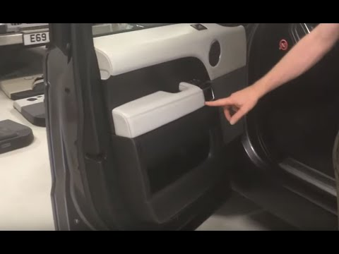 how-to-remove-the-front-door-card-panel-on-range-rover-sport-l494
