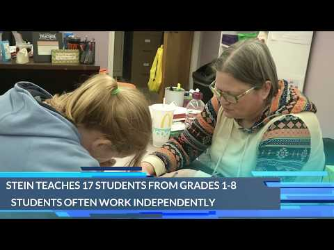 One Class At A Time: Vaughn School