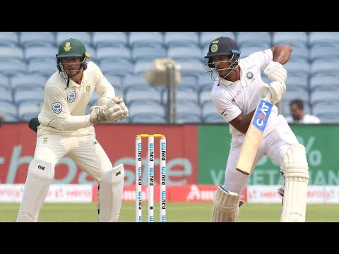 India vs South Africa 2nd Test Match   Ind vs SA 2nd Test Day 1
