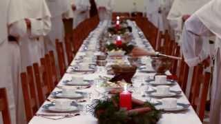 Święta w klasztorze (Dominikanie)