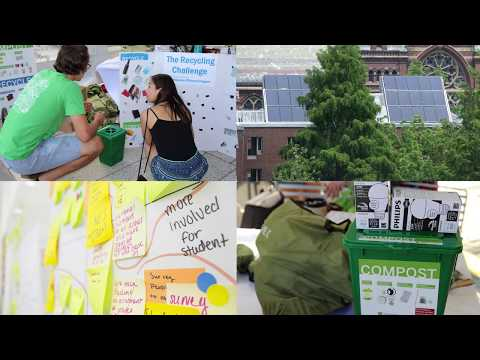 Sustainability at Harvard: Going Green and Getting Involved