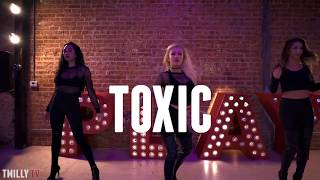 Download Britney Spears - Toxic - Choreography by Marissa Heart - #TMillyTV Mp3 and Videos