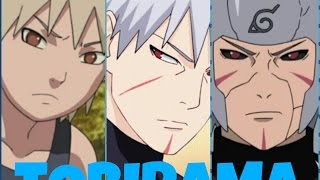 Naruto:Tobirama Senju |2nd Hokage|All Forms - Character Evolution