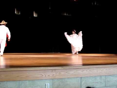 el palomo y la paloma (ballet folklorico meca)