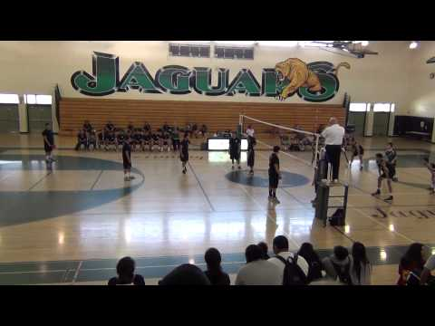 LBPOLY vs. Cabrillo High 3/20/14 Pt. 1