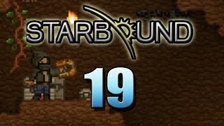 Let's Play Together Starbound #019 - Iron Crafting Table