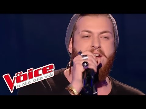 Alicia Keys - Fallin | Nicola Cavallaro | The Voice France 2017 | Blind Audition
