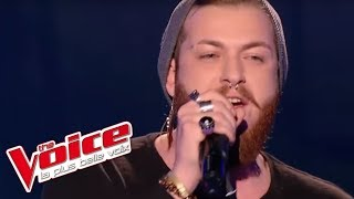 Alicia Keys - Fallin&#39 Nicola Cavallaro The Voice France 2017 Blind Audition
