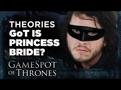 Game of Thrones an R-Rated Princess Bride? - GameSpot of Thrones