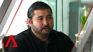 Johor crown prince on the KL-Singapore High-Speed Rail