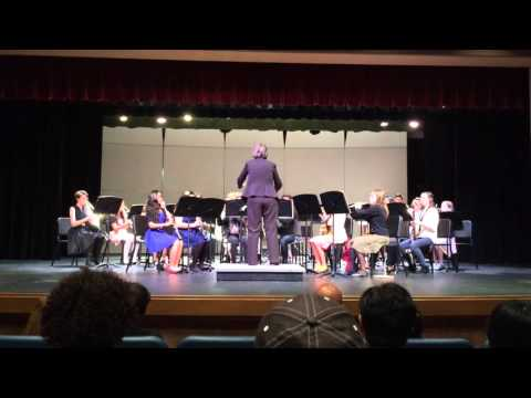 Nicolet Middle School Band Competition