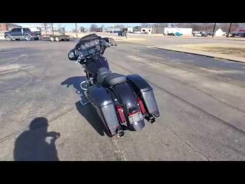 NEW 2020 Harley-Davidson CVO Street Glide At Bartlesville Cycle Sports In Bartlesville, OK