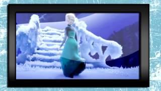Frozen - elsa canta libre soy (versión película)