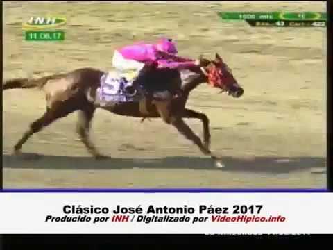 Clasico Jose Antonio Paez 2017