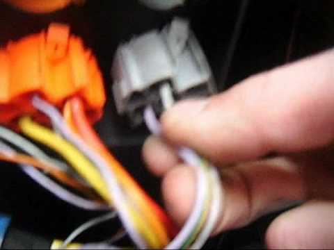Watch on wiring diagram of a car