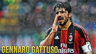 Gennaro Gattuso ● Best Moments In Career