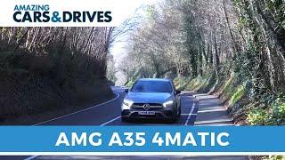 Mercedes-AMG A35 4MATIC | Mercedes-Benz AMG A35 | Mercedes A35 AMG | Mercedes-Benz | Mercedes AMG