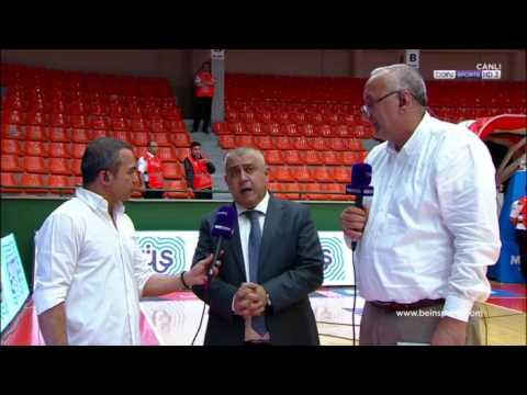Banvit BK Başkanı Özkan Kılıç BeinSports'a Açıklamalarda Bulundu