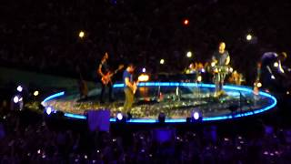 Coldplay -  Always in My Head - A Headfull of Dreams World Tour - Stade de France - 15 juillet 2017