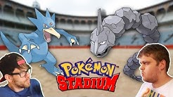 Let's Play Pokemon Stadium german | Pokemon Stadium N64 | Deutsch | Part #1 Entoron Of Death