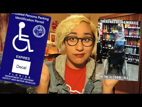 HOW TO SPOT A FAKE DISABILITY [CC]