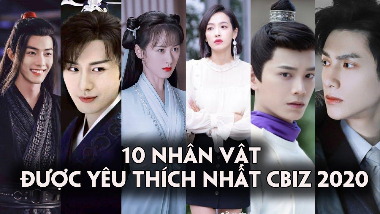 10 nhân vật được yêu thích nhất Cbiz 2020:dàn mỹ nhân tên tuổi gần như vắng bóng