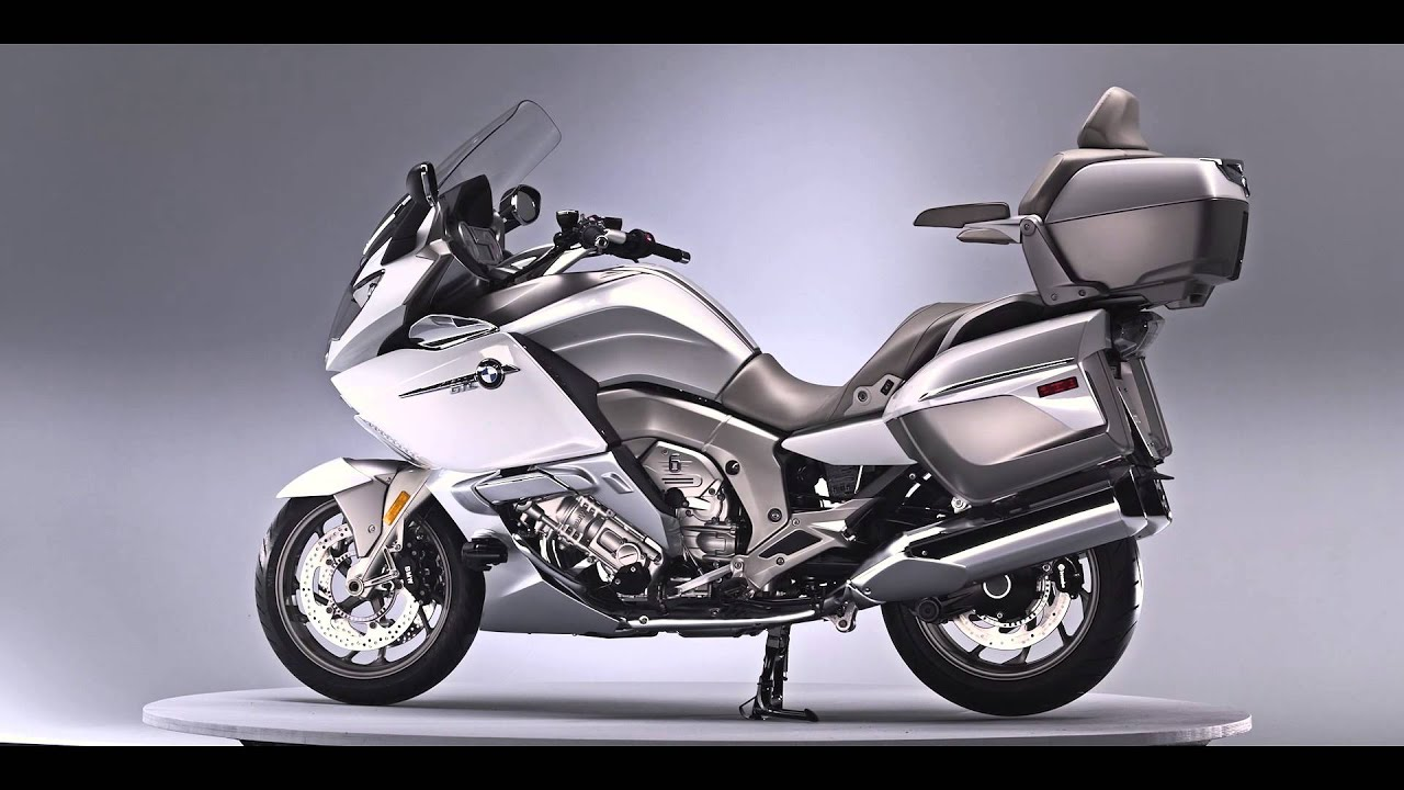 touring all inclusive: the new k 1600 gtl exclusive. - youtube