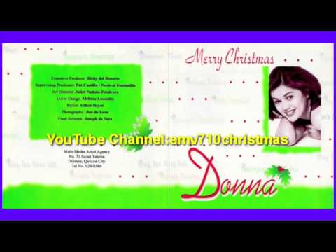 Muling Sumapit Ang Pasko - Donna Cruz