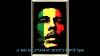 Bob Marley buffalo soldier traduction francais