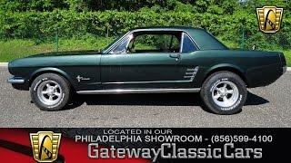1966 Ford Mustang, Gateway Classic Cars Philadelphia - #095