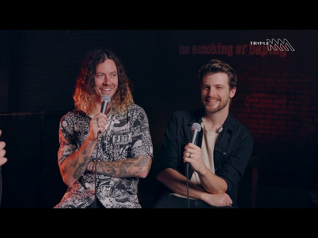 Hands Like Houses Discuss Their Favourite Gigs, Aussie Rock | Triple M