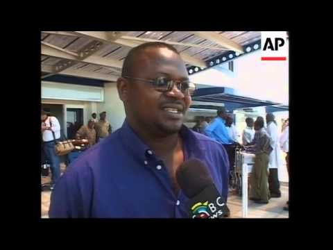 South African observers arrive Harare plus campaigning
