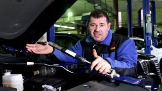 Новый Chevrolet Tahoe   обслуживание муфты рулевого вала