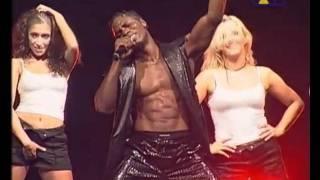 Captain Hollywood - Danger Sign - Live at YOU 2001