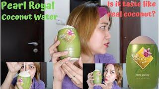 Pearl Royal Coconut Water