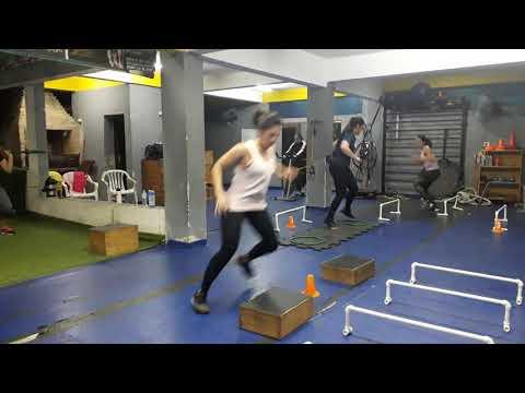 Entrenamiento Funcional Handball