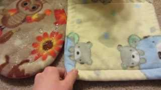 Fleece Bedding For Guinea Pigs: How To Use It, Wash It & Prep It