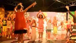 Мини-диско Турция, песня - Начало